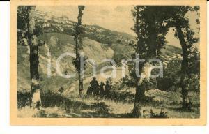 1924 REPUBBLICA DI SAN MARINO La città vista da CA' BERLONE *Cartolina FP VG