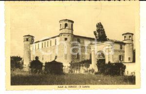 1914 OSASCO (TO) Veduta del Castello *Cartolina postale VINTAGE FP VG