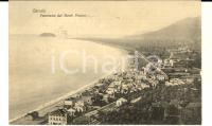 1913 CERIALE (SV) Panorama dal monte PICCARO *Cartolina postale FP VG