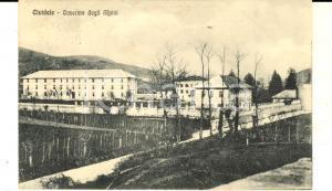 1916 CIVIDALE (UD) Veduta della Caserma degli Alpini *Cartolina postale FP VG