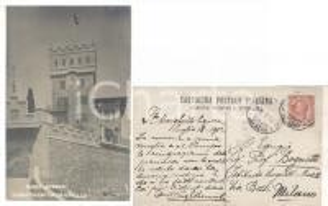 1912 SANTA MARGHERITA LIGURE Torre BENNATI *Cartolina famiglia BENNATI