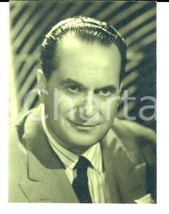 1999 MILANO In memoria del dott. carlo ALINOVI *Santino con fotografia