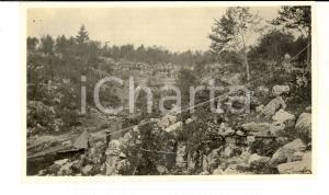 1918 WW1 ZONA DI GUERRA Trincee e fortificazioni al fronte *Foto 15x10 cm