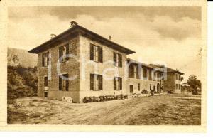 1930 ca ACQUI TERME Seminario Vescovile - Esterno con ceste *Cartolina FP NV