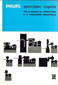 1968 PHILIPS Apparecchiature criogeniche per laboratori *Pieghevole