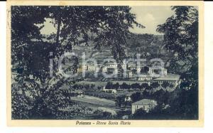 1936 POTENZA Veduta del Rione SANTA MARIA *Cartolina postale FP