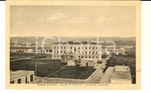 1949 CESANO DI ROMA Scuola di Fanteria - Palazzina Comando *Cartolina VINTAGE