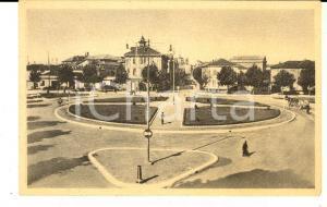 1942 VOGHERA (PV) Piazzale Costanzo CIANO *Cartolina postale VINTAGE FP NV