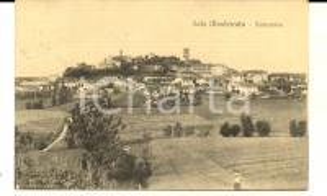 1920 SALA MONFERRATO (AL) Panorama del paese *Cartolina postale FP VG