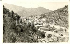 1956 BIVONGI (RC) Veduta del paese *Cartolina postale VINTAGE FP VG
