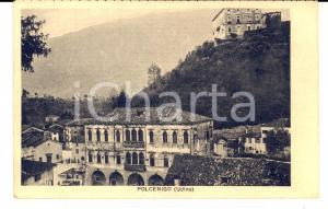 1930 ca POLCENIGO (PN) Veduta panoramica *Cartolina postale FP NV