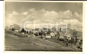 1950 NOVA PONENTE (BZ) Veduta verso il Catinaccio *Cartolina FP VG