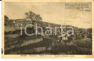 1941 SAVELLI (KR) Panorama generale del paese *Cartolina postale FP VG