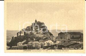 1941 LIMOSANO (CB) Panorama dal lato nord *Cartolina postale FP NV