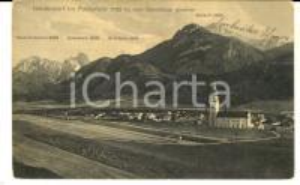 1912 VILLABASSA / NIEDERDORF (BZ) Panorama del paese *Cartolina FP VG