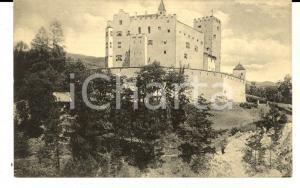 1915 ca BRUNICO (BZ) Panorama con il Castello *Cartolina postale FP NV