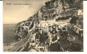 1910 ca AMALFI (SA) Grand Hotel dei Cappuccini *Cartolina postale FP NV