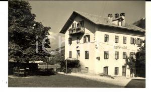 1954 SANTA MADDALENA DI FUNES Albergo alle ODLE *Cartolina postale FP VG