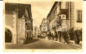 1943 VIPITENO (BZ) Veduta del paese in Alta Val d'Isarco *Cartolina FP VG