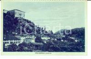 1930 ca POLCENIGO (PN) Veduta panoramica del paese *Cartolina postale FP NV
