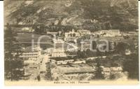 1916 OULX (TO) Panorama generale del paese *Cartolina postale FP VG