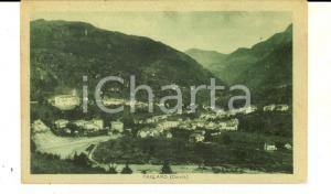 1930 ca PAULARO (UD)  Panorama generale *Cartolina postale FG VG