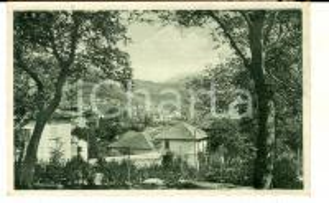 1930 ca SANTA VALERIA (CO) Panorama del paese *Cartolina postale FP