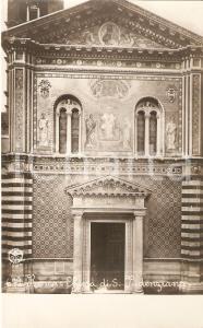 1940 ca ROMA Basilica di Santa Pudenziana *Cartolina FP NV