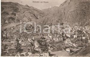 1950 ca BOLZANO La città vista dal VIRGOLO *Cartolina FP NV