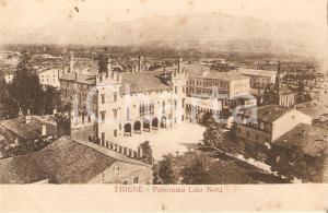 1950 ca THIENE (VI) Panorama lato nord *Cartolina FP NV