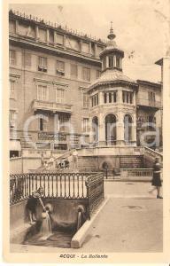 1948 ACQUI TERME Bambini alla Bollente - Negozio Fotomoderna *Cartolina FP VG