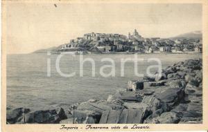 1937 IMPERIA Panorama visto da levante *Cartolina FP VG