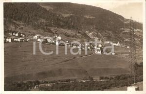 1949 VERMIGLIO (TN) Panorama VAL DI SOLE *Cartolina FP VG