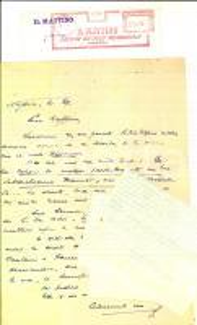 1959 NAPOLI IL MATTINO Giovanni ANSALDO cerca notizie su don Sebastiano RUMOR
