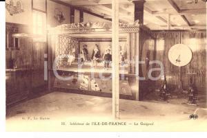 1920 ca PARIS Intérieur ILE-DE-FRANCE Le GUIGNOL - Théâtre de marionnettes