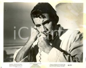 1962 FALLGUY Ed DUGAN worried at the phone - Movie by Donn HARLING *Photo 20x25