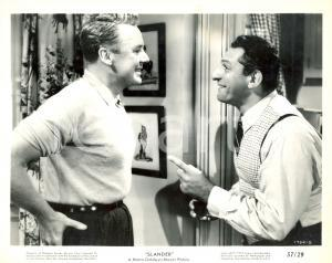 1957 SLANDER Van JOHSON Steve COCHRAN - Movie by Roy ROWLAND *Photo 25x20 cm