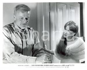 1967 REFLECTIONS IN A GOLDEN EYE Julie HARRIS Brian KEITH - Movie John HUSTON