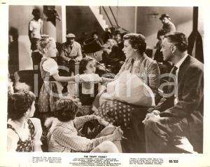 1958 THE TRAPP FAMILY Ruth LEUWERIK Hans HOLT Movie Wolfgang LIEBENEINER *Foto