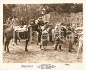 1949 STATE DEPARTMENT - FILE 649 Mongolian warriors Movie by Sam NEWFIELD *Foto