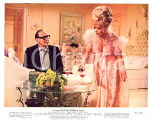 1967 A GUIDE FOR THE MARRIED MAN Jack BENNY Inger STEVENS *Foto seriale 25x20 cm