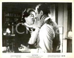 1960 PAY OR DIE Ernest BORGNINE Zohra LAMPERT - Movie by Richard WILSON *Photo