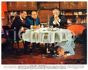 1967 THE BIG MOUTH Mobsters at luncheon - Movie by Jerry LEWIS *Foto seriale