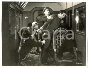 1930 HOT CURVES Benny RUBIN attempted suicide on train - Movie NORMAN TAUROG