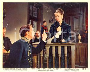 1958 THE BROTHERS KARAMAZOV Maria SCHELL - Movie by Richard BROOKS *Foto seriale