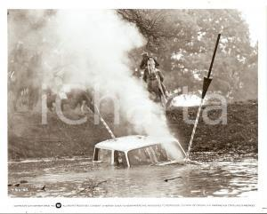 1976 TRIAL BY COMBAT Car sank after knights attack - Movie by Kevin CONNOR *Foto