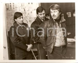 1982 FIGHTING BACK Tom SKERRITT James ANDRONICA Movie Lewis TEAGUE *Photo 25x20