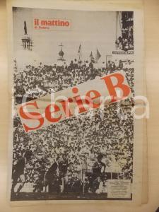 1983 MATTINO DI PADOVA Supplemento speciale promozione PADOVA CALCIO in Serie B