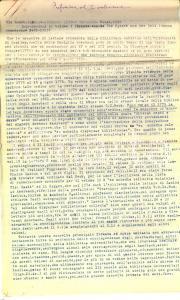 1942 Prefazione ad Alfred HARTMANN, Die Amerbachkorrespondenz *Dattiloscritto