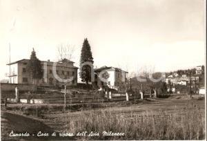 1955 ca CUNARDO (VA) Casa di riposo dell'AVIS milanese *Cartolina FG VG